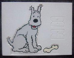 Milou Figurine Carton à Monter Copyright Hergé (casterman) - Autres
