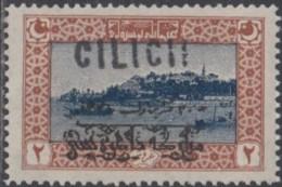 Cilicie Occupation Française - N° 25 (YT) N° 26 (AM) Neuf *. - Cilicia (1919-1921)