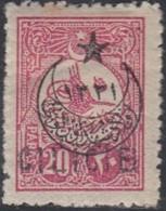 Cilicie Occupation Française - N° 30 (YT) N° 35 (AM) Neuf *. - Cilicia (1919-1921)