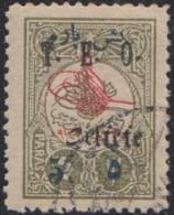 Cilicie Occupation Française - N° 58 (YT) N° 77 (AM) Oblitéré. - Cilicia (1919-1921)