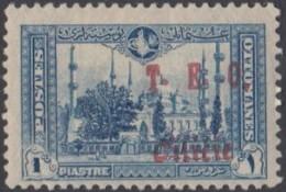 Cilicie Occupation Française - N° 70 (YT) N° 59 (AM) Neuf *. - Cilicia (1919-1921)