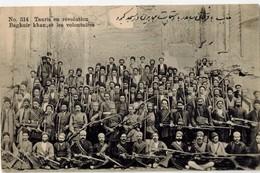 TAURIS    En Revolition, Baghuir Kahn Et Les Volontaires. - Irán