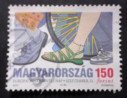Hongrie > Hongrie > 2001-10 > Oblitérés N° 3912 - Ungheria