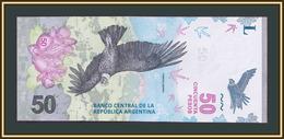 Argentina 50 Pesos 2018 P-363 (363a) UNC - Argentina