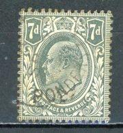 GB   Y&T   123   Obl    ---     TTB - 1902-1951 (Re)