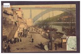 PORTUGAL - PORTO - PRACA DA RIBEIRA - TB - Porto