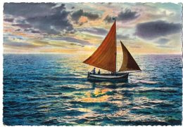 Barca A Vela Sul Mare - Sports