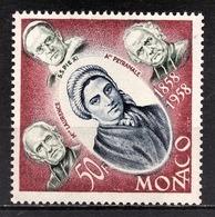 MONACO 1958 -  N° 501 - NEUF ** - Monaco
