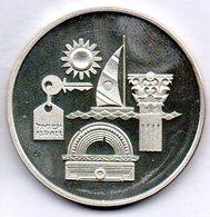 ISRAEL, 2 New Sheqalim, Silver, Year 1993, KM #241 - Israel