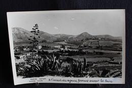 MO 340 - Grèce - Naxos,  Panorama  -  Circulé  1961 - Greece