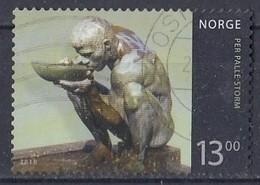 NORWAY 1706,used - Usati
