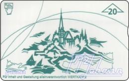 """TWK Österreich Privat: """"Club Wertkarte '96"""" Gebr. - Oesterreich"""