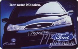 """TWK Österreich Privat: """"Ford Mondeo"""" (608L) Gebr. - Oesterreich"""