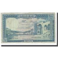 Billet, Lebanon, 100 Livres, KM:66b, TB - Libano