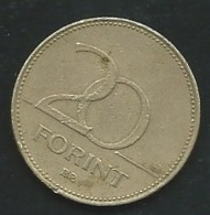 Hungary 20 Forint Coin 1994 Laupi 12303 - Hongarije