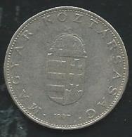 1997 Hungary 10 Forint Coin  Laupi 12306 - Hungary