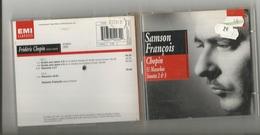 CD. 2 CD.Samson François , Chopin , 57 Mazurkas - Sonates 2 & 3 , Ed. EMI 1992 - Classique