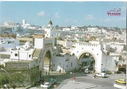 TUNISIE - TUNIS - Bab El Khadra - Voiture - Tunisia