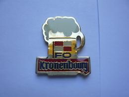 Rare Pin S BOISSONS KRONENBOURG F O - Boissons