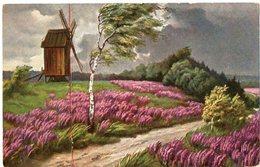 Paesaggio Campestre Battuto Dal Vento, Con Mulino - Formato Piccolo - Parfums & Beauté