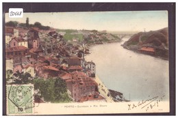 PORTUGAL - PORTO - GUINDAES E RIO DOURO - TB - Porto