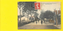 ANDERNOS Les BAINS Colorisée Boulevard Du Port (Bazot) Gironde (33) - Andernos-les-Bains