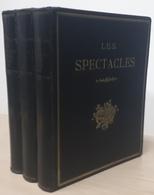 Les Spectacles - A Travers Les Ages - Musique - Theatre - Cinema - Ed. 1932 - Books, Magazines, Comics