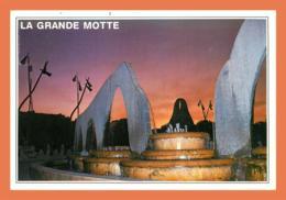 A554 / 509 34 - LA GRANDE MOTTE Fontaine - France