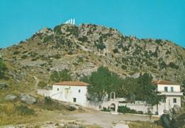 GRECE - ZALONGO - PREVEZA - LE MONASTERE HISTORIQUE ET LE MONUMENT DU SACRIFICE - Greece