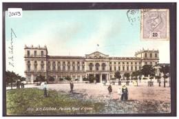 PORTUGAL - LISBOA - PALACIO REAL D'AJUDA - TB - Lisboa