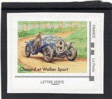 France 2019  -   Chenard Et Walcker Sport  -   1v  Timbre Neuf/Mint/MNH - Cars