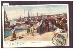 PORTUGAL - LISBOA - O PORTO - TB - Lisboa