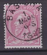 N° 48  BAS OHA - 1884-1891 Leopold II