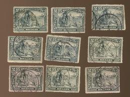 146 Ø X 9. Cote. 18- Euros   Pour Nuances Oblitération ? - Used Stamps