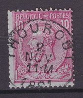 N° 48  THOUROUT - 1884-1891 Leopold II