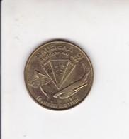 Medaille Jeton Touristique Monnaie De Paris MDP  Boulogne Sur Mer Nausicaa 1999 - Monnaie De Paris