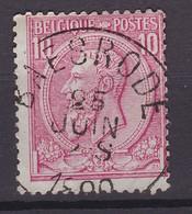 N° 48  BAESRODE - 1884-1891 Leopold II