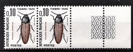 FRANCE  1960 / 1983 - PAIRE Y.T. N° 103 - NEUFS** - Postage Due