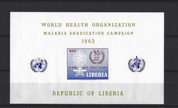 Libéria: BF 24 **  Paludisme - Disease