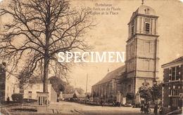 De Kerk En De Plaats - Bottelare - Merelbeke