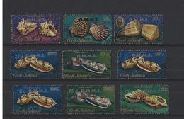 Cook: Service - Timbres Entre 16 Et 31 ** - Cookinseln