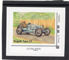 France 2019  -  Bugatti Type 35   -   1v  Timbre Neuf/Mint/MNH - Cars