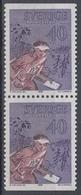 +Sweden 1968. Sport : Cross Country. Pair. Michel 616. MNH(**) - Sweden