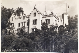 Cartolina - Luino - Villa Fonteviva - 1952 - Varese