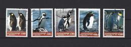 Cambodge: 1860/ 1864 Oblit - Penguins