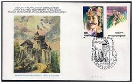 Romania/Roumanie: Vlad Tepes, Dracula - Famous People