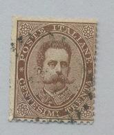 37 Douteux Cote Très Cher,  Mais En Neuf C'est 180-euros, Beau Bouche Case - 1861-78 Victor Emmanuel II