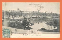 A632 / 051 34 - MONTPELLIER Jardin De L'Esplanade - France