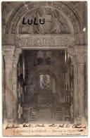 DEPT 71 : Précurseur édit. B F N° 8 : Perrecy Les Forges Intérieur De L'église - France