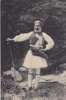 GRECE. CPA. COSTUME. PATRE GREC - Greece